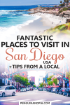 Places to visit in San Diego USA