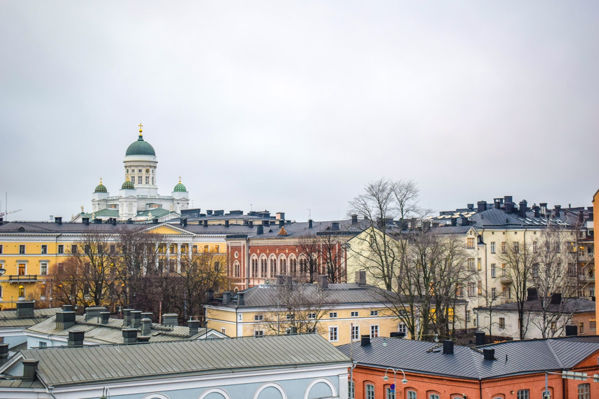 Where To Stay in Helsinki: Accommodation and City Guide