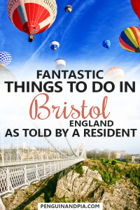 Things to do in Bristol England