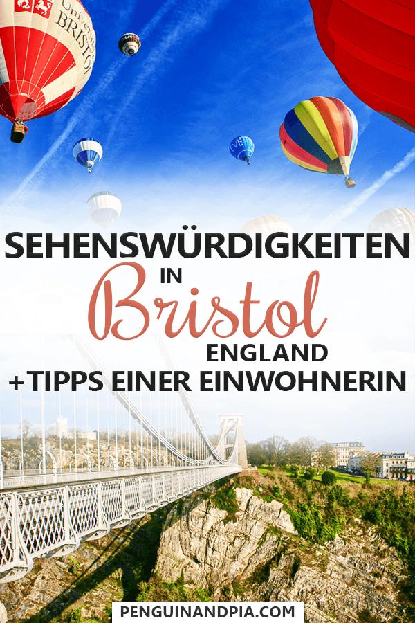 Sehenswürdigkeiten in Bristol