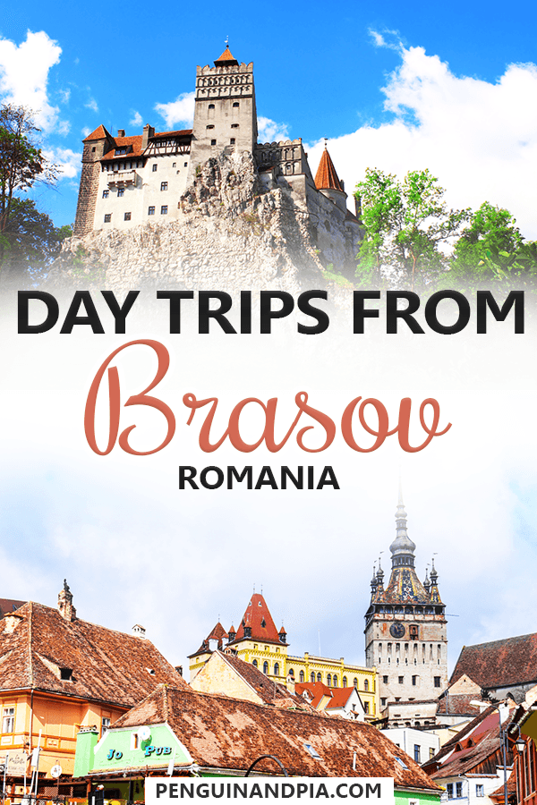 Day trips from Brasov Romania