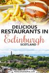 Restaurants in Edinburgh Scotland