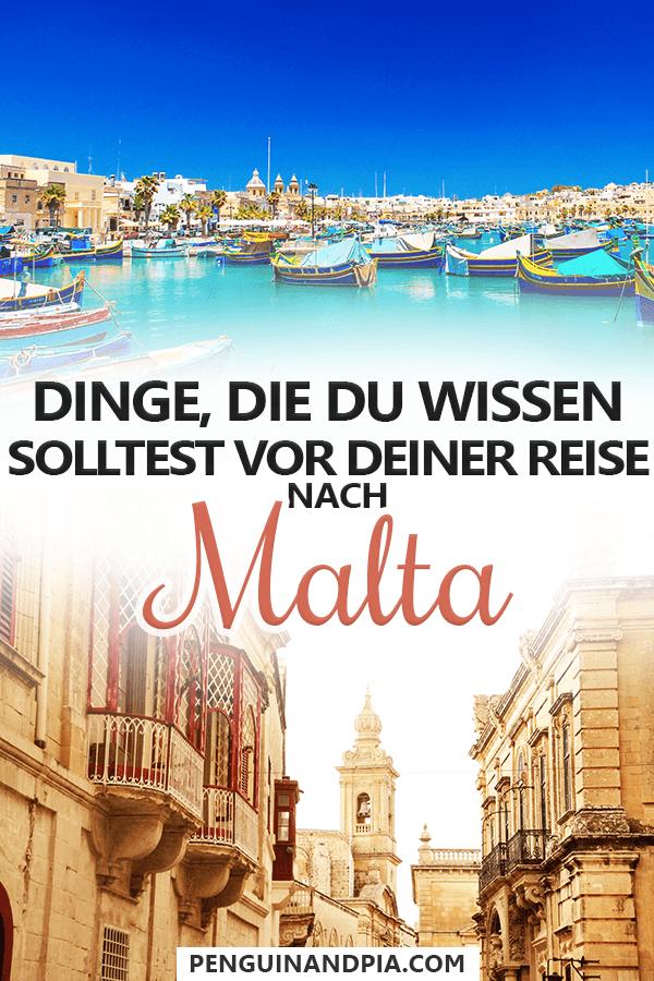 Malta Urlaub