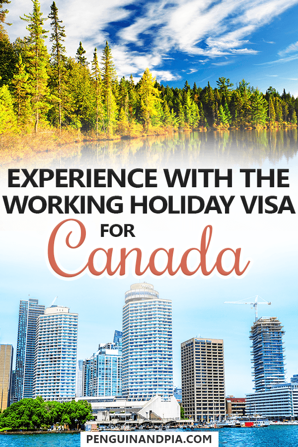 Working Holiday Visa Canada