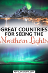 Great countries for seeing the Northern Lights