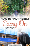 Carry-On for Men
