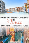 Pin for One Day in Venice