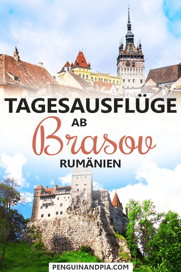 Tagesausflüge ab Brasov Rumänien
