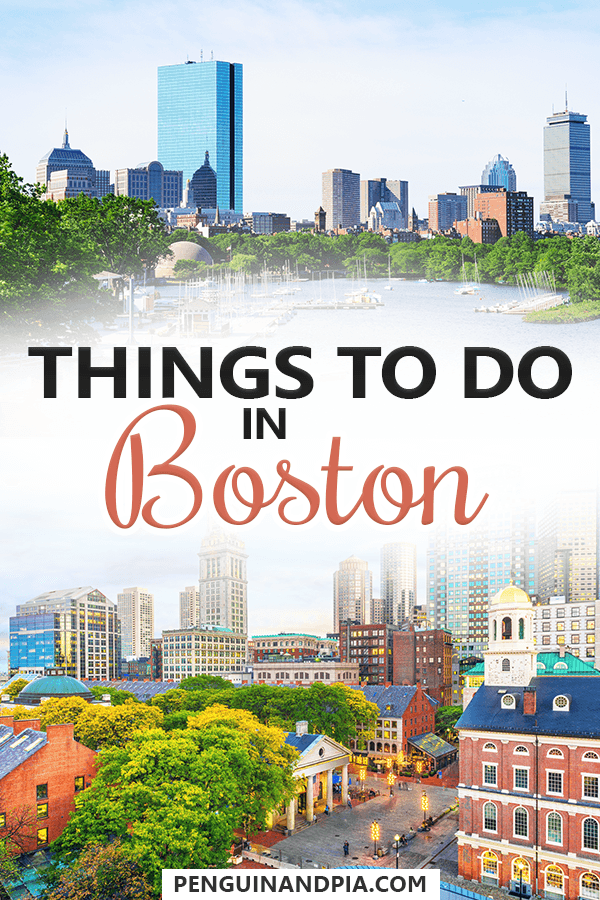 Things to do in Boston