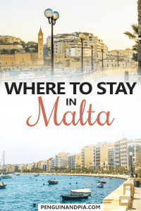 Where to stay in Malta