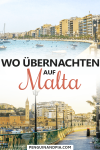 Wo übernachten auf Malta