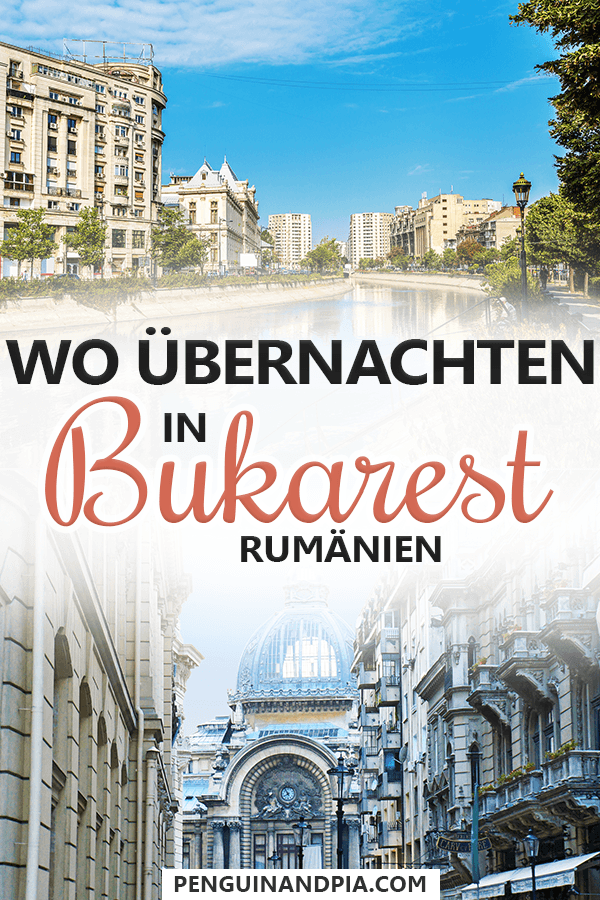 Wo übernachten in Bukarest