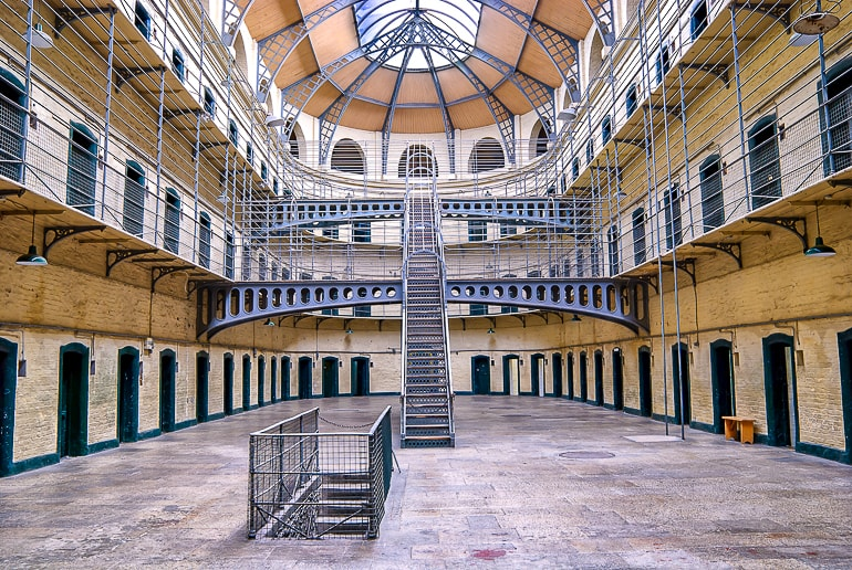 prison bars and interior things to do in dublin