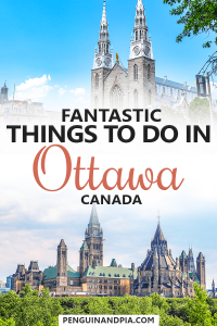 Things to do in Ottawa