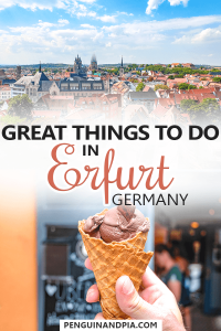 Things to do in Erfurt Germany