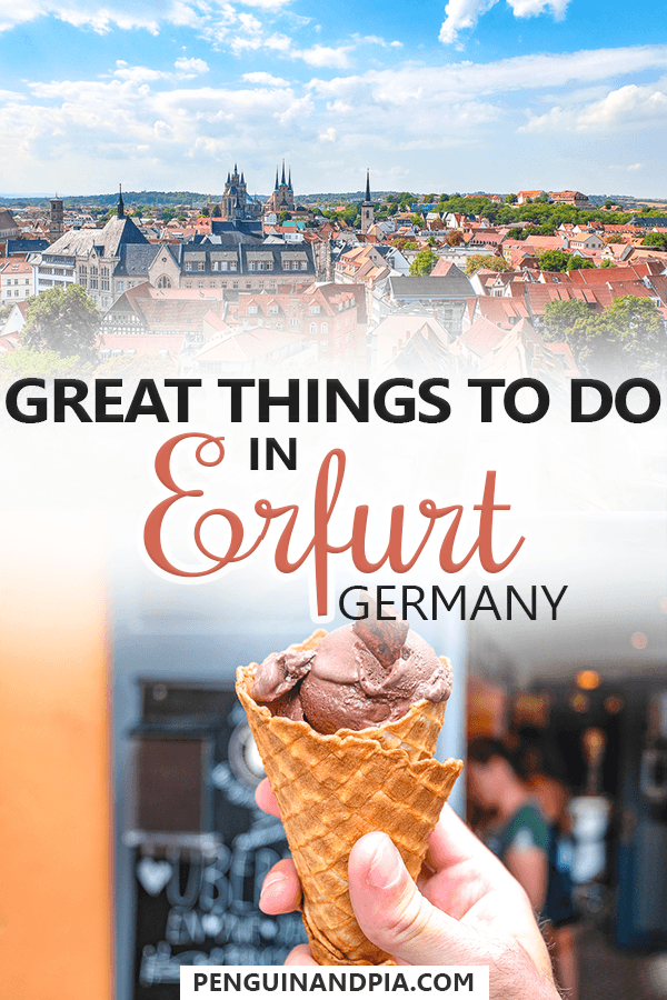 Things to do in Erfurt Germany