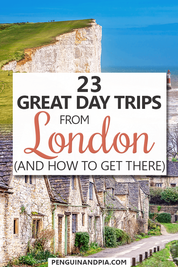 Great Day Trips From London
