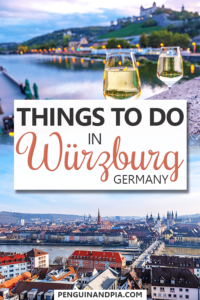 Things to do in Würzburg Pin