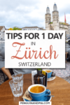 Tips for one day in Zürich Pin
