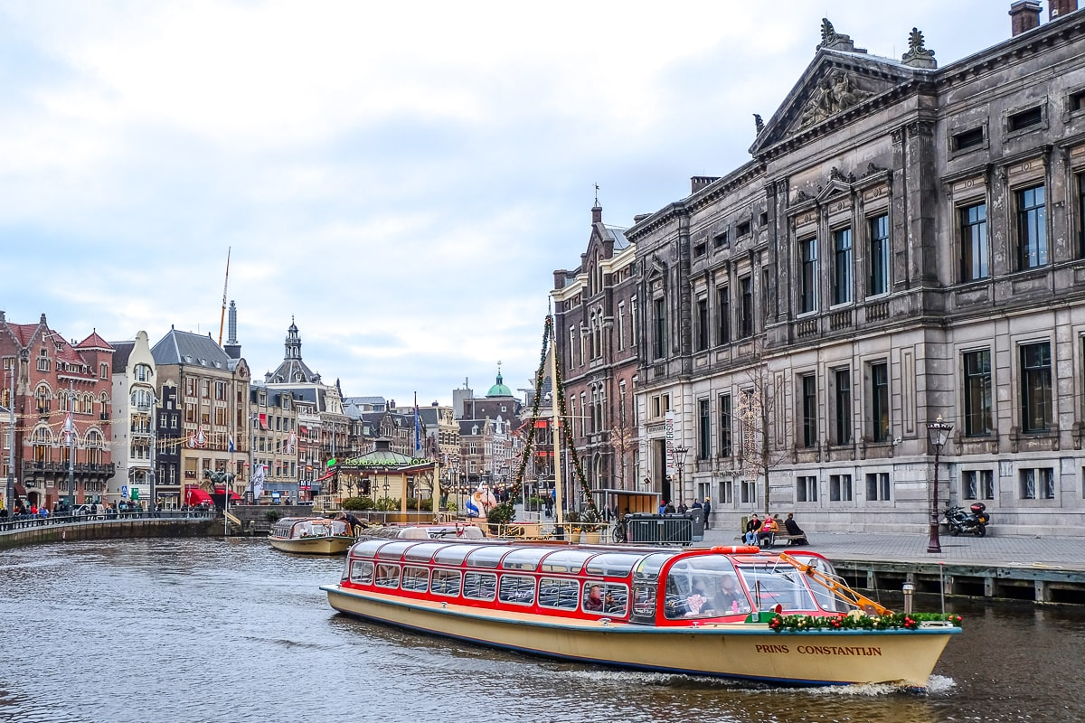 How to Spend One Day in Amsterdam: An Itinerary For First-Time Visitors